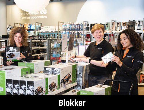 Blokker | Project