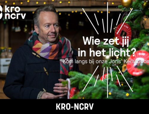 KRO-NCRV I Videocampagne Joris' Kerstboom
