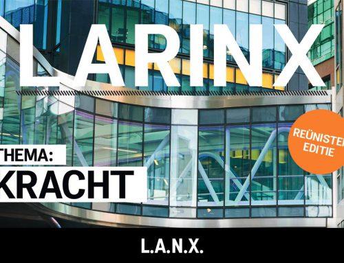 Reünistenstichting L.A.N.X. I Magazine LARINX