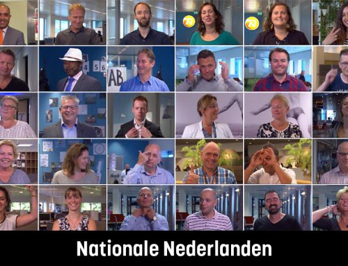 Nationale Nederlanden I Webcast en video's