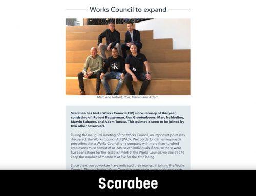 Scarabee Aviation Group I Nieuwsbrief