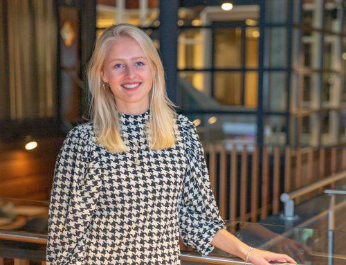 Afstudeerstagiaire 'Suzanna Doude van Troostwijk'