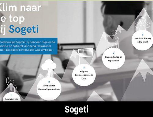 Sogeti I Tone of voice en webteksten