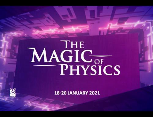 Magisch virtueel congres voor NWO
