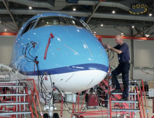 RJC-personeelsblad vliegt weer uit